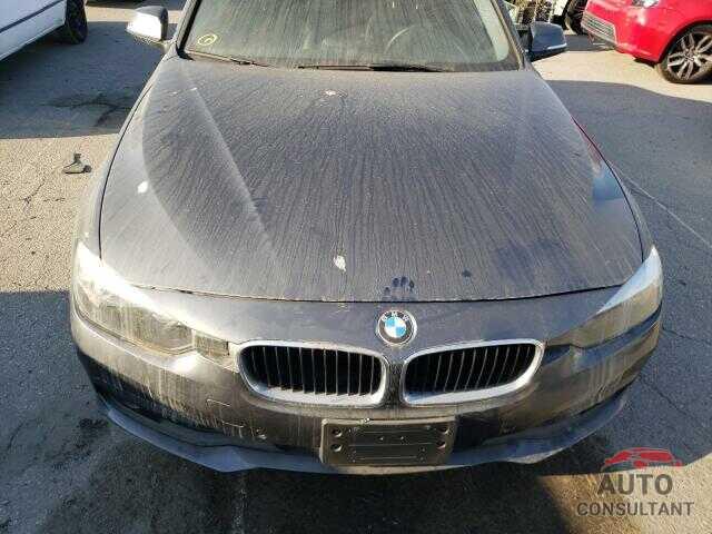 BMW 3 SERIES 2017 - WBA8E1G57HNU13346