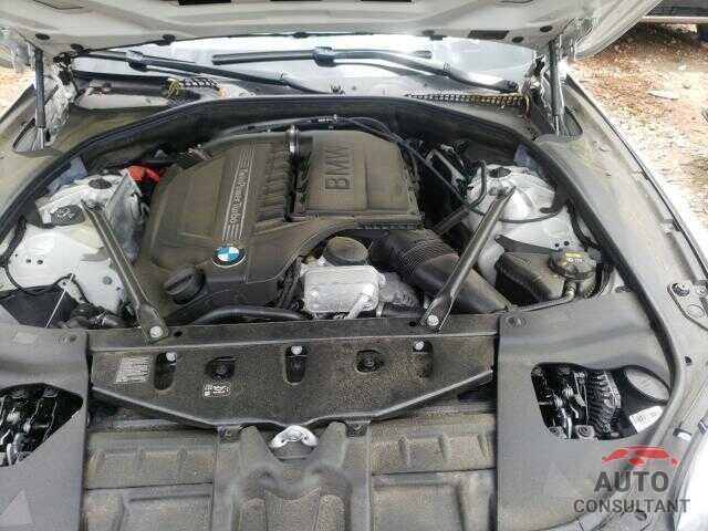 BMW 6 SERIES 2017 - WBA6F1C34HGT83686