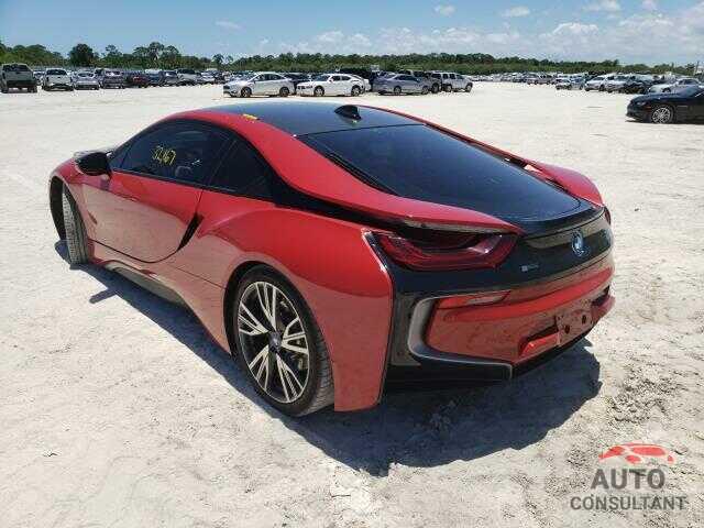 BMW I SERIES 2017 - WBY2Z2C54HV676384