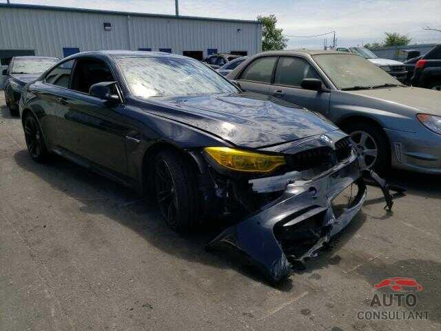 BMW M4 2017 - WBS3R9C53HK709898