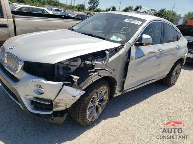 BMW X4 2017 - 5UXXW3C56H0T78632