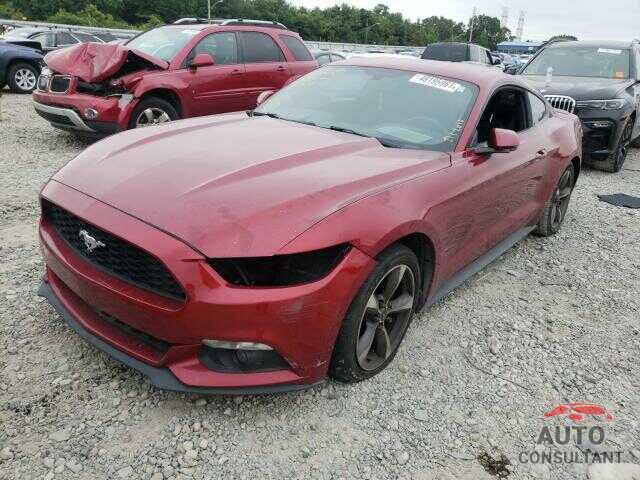 FORD MUSTANG 2017 - 1FA6P8TH7H5282406