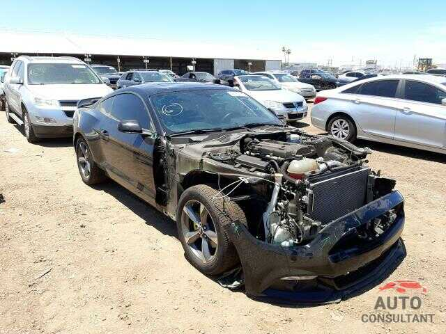 FORD MUSTANG 2017 - 1FA6P8TH4H5281536