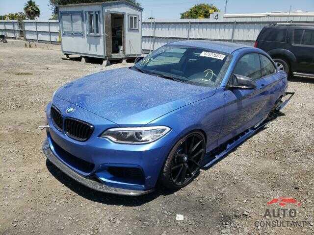 BMW M2 2017 - WBA2G1C35HV665357
