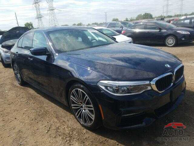 BMW 5 SERIES 2017 - WBAJE5C30HG915469