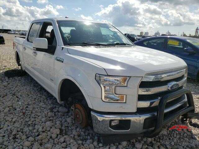 FORD F-150 2017 - 1FTEW1EP4HFB53831