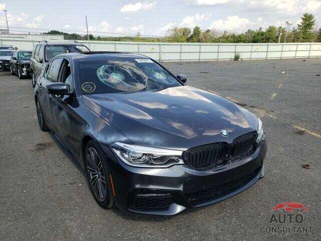 BMW 5 SERIES 2017 - WBAJE5C34HG478222