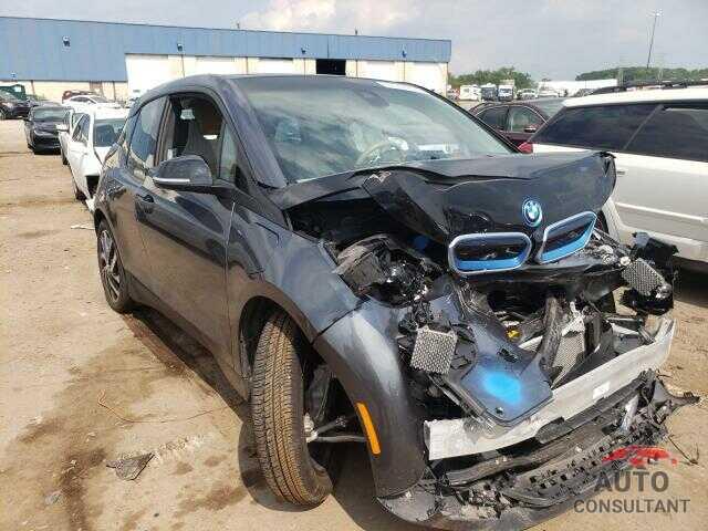 BMW I SERIES 2017 - WBY1Z8C55HV551179