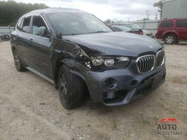 BMW X1 2017 - WBXHT3C36H5F80506