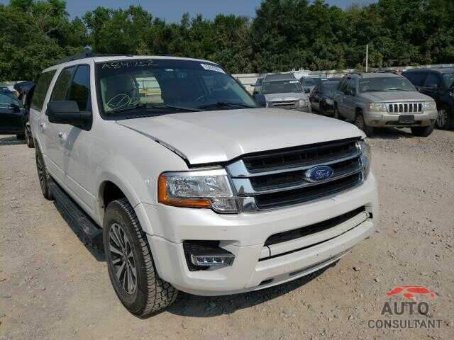 FORD EXPEDITION 2017 - 1FMJK1HT7HEA84752