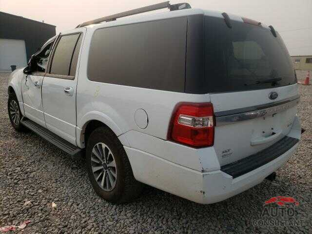 FORD EXPEDITION 2017 - 1FMJK1JTXHEA19758