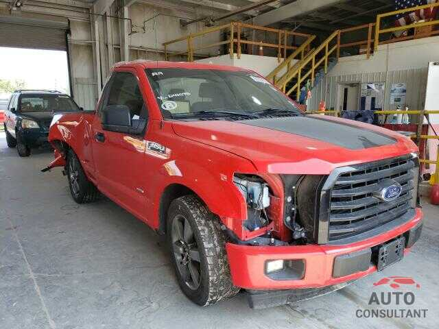 FORD F150 2017 - 1FTMF1CP1HKD41678