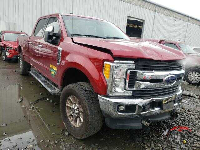 FORD F250 2017 - 1FT7W2B69HEB26057