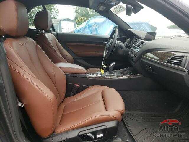 BMW M2 2017 - WBA2L3C39HV667555