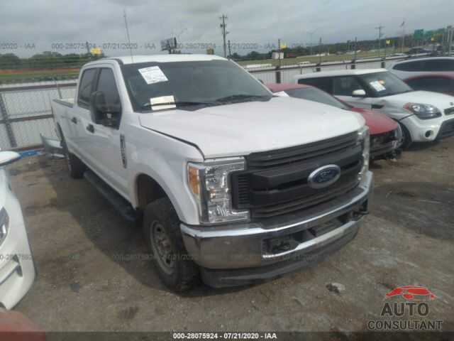 Ford F250 2017 - 1FT7W2B63HEC89870