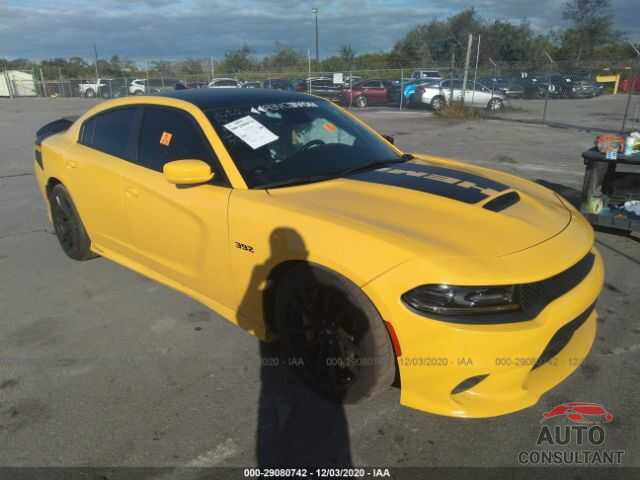 DODGE CHARGER 2017 - 2C3CDXGJ4HH589736