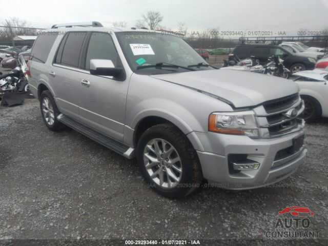 FORD EXPEDITION 2017 - 1FMJU2AT6HEA04934