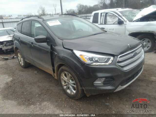 FORD ESCAPE 2017 - 1FMCU0GD9HUC72668
