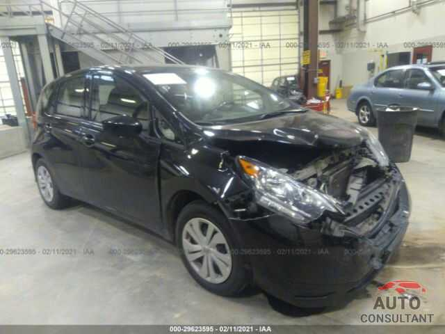 NISSAN VERSA NOTE 2017 - 3N1CE2CPXHL371302