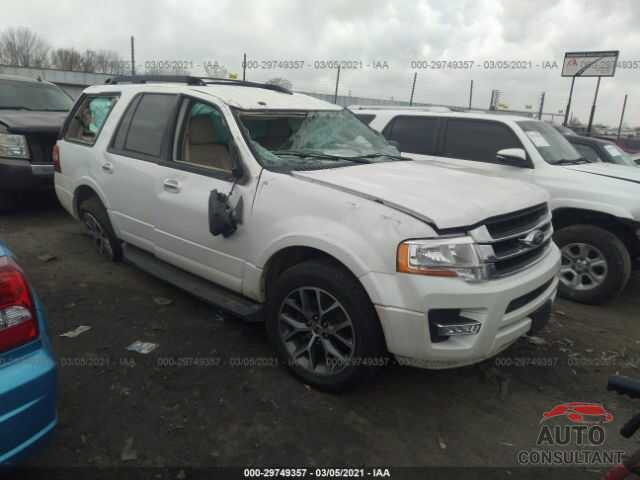 FORD EXPEDITION 2017 - 1FMJU1HT6HEA38436