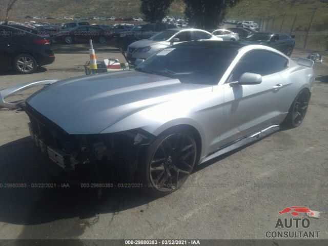 FORD MUSTANG 2017 - 1FA6P8TH7H5327117