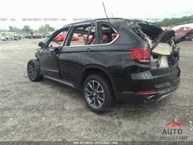 BMW X5 2017 - 5UXKR0C30H0V72006