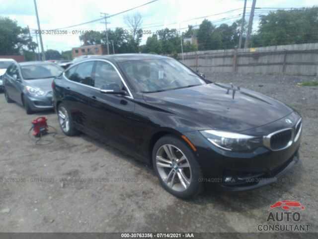 BMW 3 SERIES 2017 - WBA8Z9C33HG827414