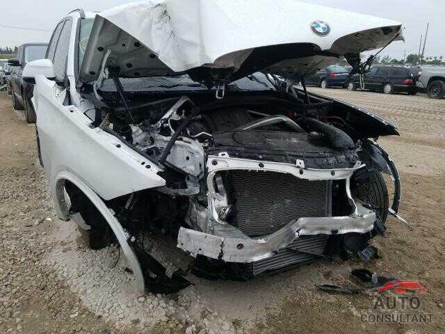 BMW X5 2018 - 3FA6P0LU2JR219683