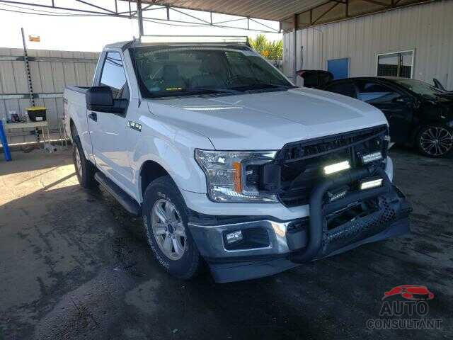 FORD F150 2018 - 1FTMF1EP0JKC38433