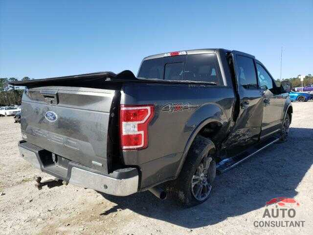 FORD F150 2018 - 1FTEW1EP2JKE13351