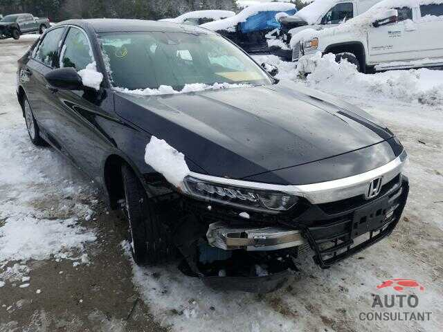 HONDA ACCORD 2018 - 1HGCVF11JA202606