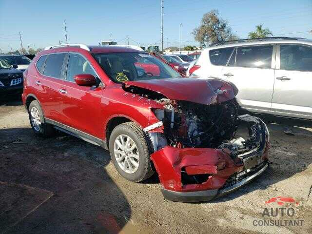 NISSAN ROGUE 2018 - 5N1AT2MT7JC783373