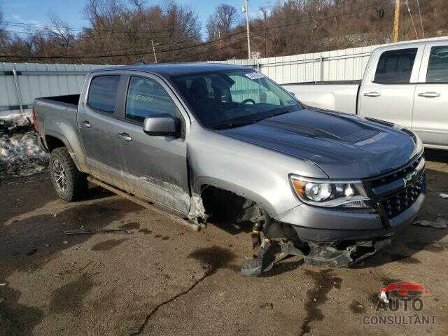 CHEVROLET COLORADO 2018 - 1GCGTEENXJ1207756