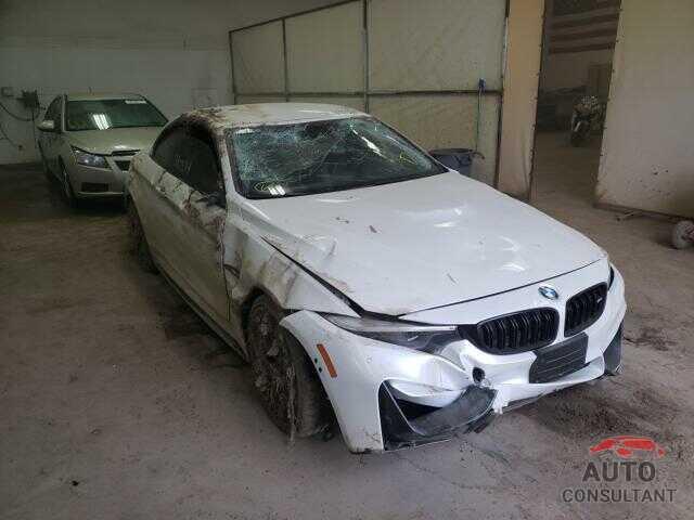 BMW M4 2018 - WBS4Z9C53JED22070