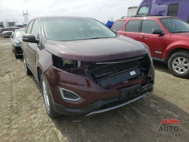 FORD EDGE 2018 - 2FMPK4J93JBC55850