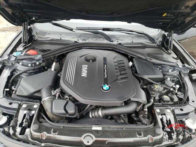 BMW 4 SERIES 2018 - WBA4J7C57JBH13952