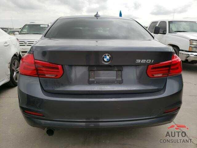 BMW 3 SERIES 2018 - WBA8E1G53JNU90124