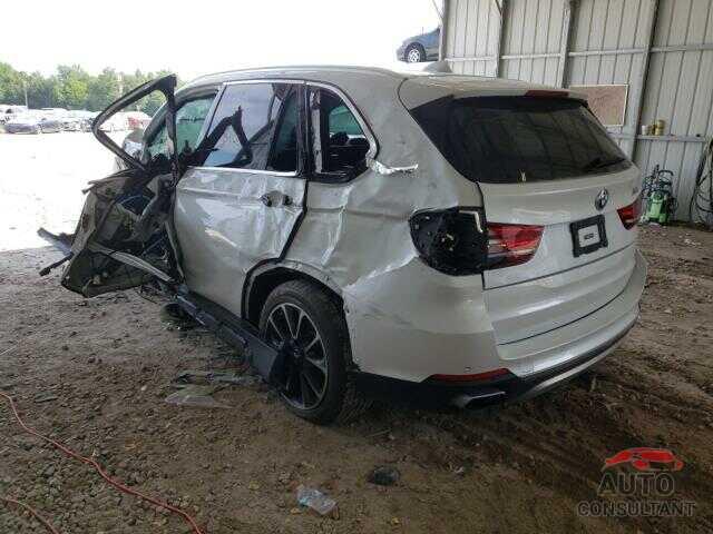 BMW X5 2018 - 5UXKT0C52J0V98101