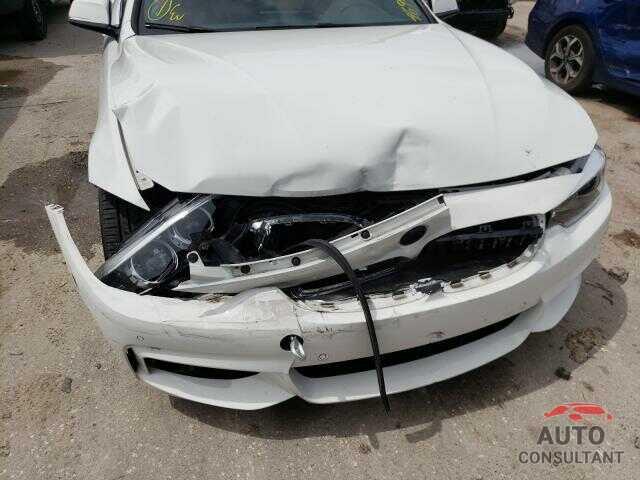 BMW 4 SERIES 2018 - WBA4J5C53JBF06849