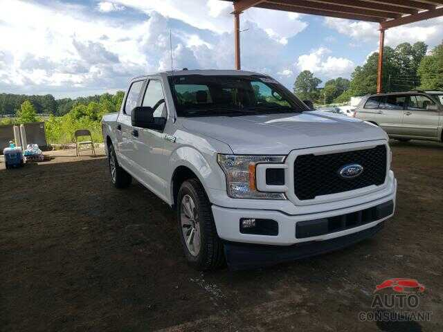 FORD F150 2018 - 1FTEW1CPXJFC75747