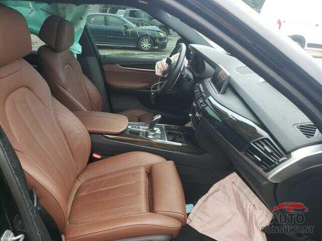 BMW X5 2018 - 5UXKR0C56J0Y06530