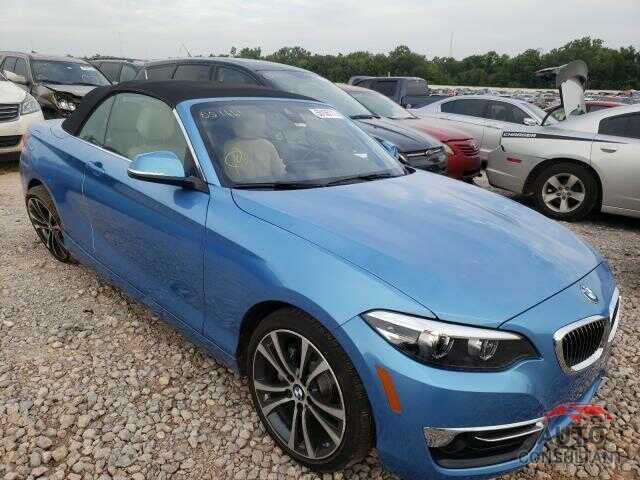 BMW 2 SERIES 2018 - WBA2M7C55JVD51651