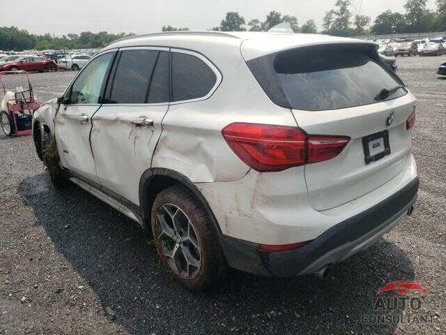BMW X1 2018 - WBXHT3C39J5K25591