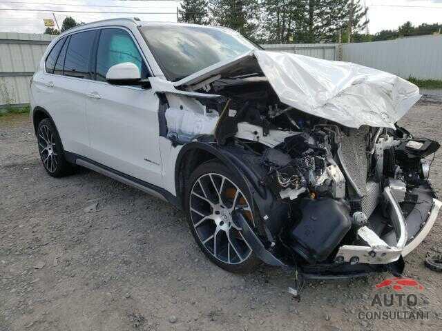 BMW X5 2018 - 5UXKS4C50J0Y20807