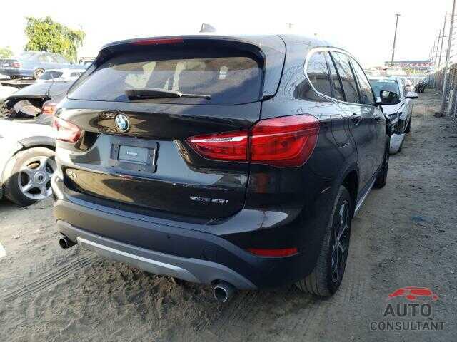 BMW X1 2018 - WBXHU7C35J5L06169