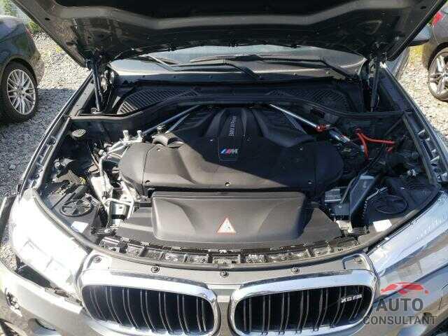 BMW X6 2018 - 5YMKW8C51J0Y74461