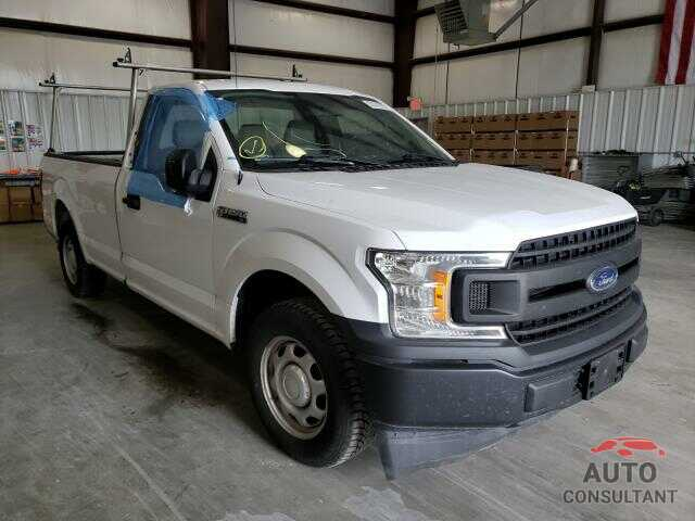 FORD F150 2018 - 1FTMF1CBXJKC47597