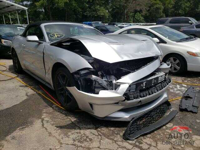 FORD MUSTANG 2018 - 1FATP8UH1J5133710
