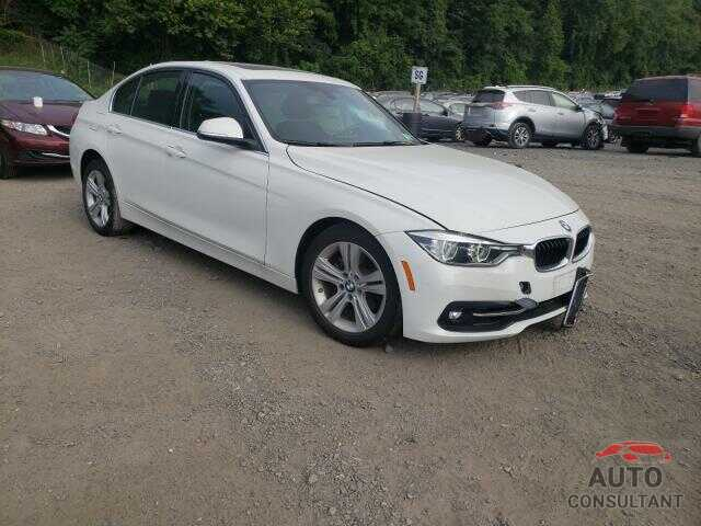 BMW 3 SERIES 2018 - WBA8D9C50JA607897