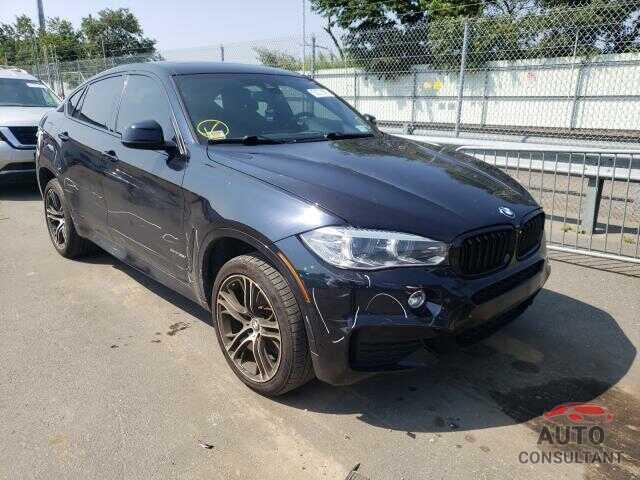 BMW X6 2018 - 5UXKU2C5XJ0Z61608